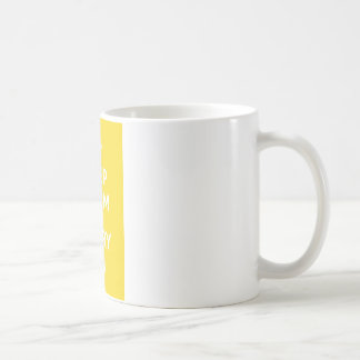 Keep Calm and Carry On_MUG_SUNSHINE Classic White Coffee Mug
