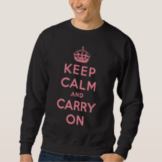 keep calm and carry on Original Sweatshirt