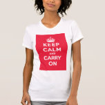 Keep Calm and Carry On_WOMENS T_RED Shirts