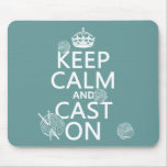 Keep Calm and Cast On - all colours