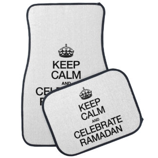 KEEP CALM AND CELEBRATE RAMADAN FLOOR MAT
