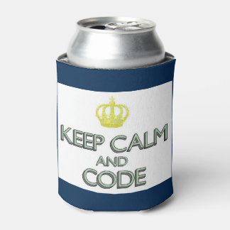 Keep Calm and Code Can Cooler