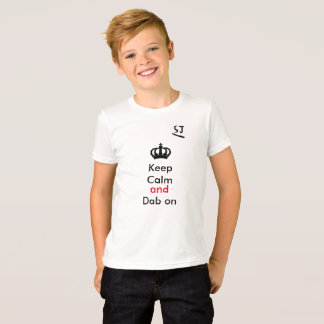 keep calm and dab on T-Shirt