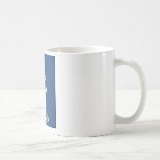 Keep calm and do Kyudo Coffee Mug