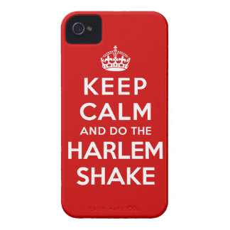 Keep Calm and do the Harlem Shake iPhone 4 Cover