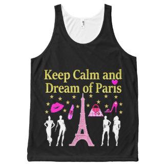 KEEP CALM AND DREAM OF PARIS