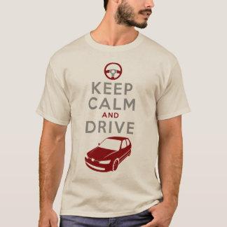 Keep Calm and Drive -306- /version3 T-Shirt