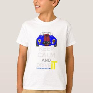 Keep Calm and Drive IT - cod. 1965Cobra427 T-Shirt