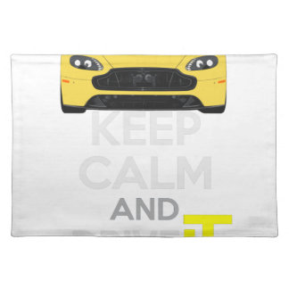 Keep Calm and Drive IT - cod. A-SVantageS Placemat
