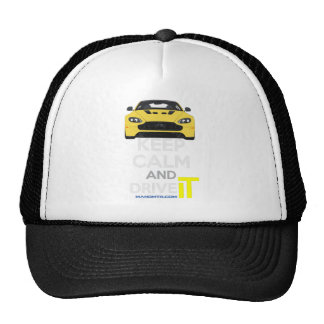 Keep Calm and Drive IT - cod. A-SVantageS Trucker Hat
