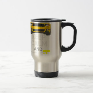 Keep Calm and Drive IT - cod. Mustang302Boss Travel Mug