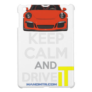 Keep Calm and Drive IT - codPRSC iPad Mini Cases