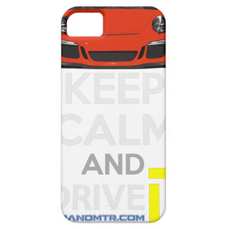 Keep Calm and Drive IT - codPRSC iPhone 5 Cover