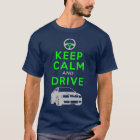 Keep Calm and Drive -Octavia- /version2 T-Shirt