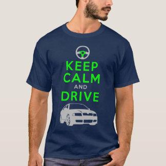 Keep Calm and Drive -Octavia- /version2 T-Shirt