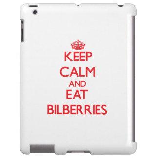 Keep calm and eat Bilberries