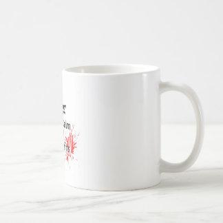 Keep Calm and Eat Brains - Zombie Coffee Mugs