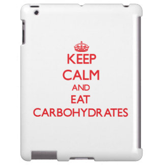 Keep calm and eat Carbohydrates