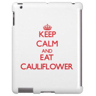 Keep calm and eat Cauliflower