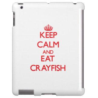 Keep calm and eat Crayfish