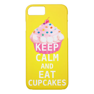 KEEP CALM AND Eat Cupcakes iPhone 5 case