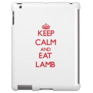 Keep calm and eat Lamb