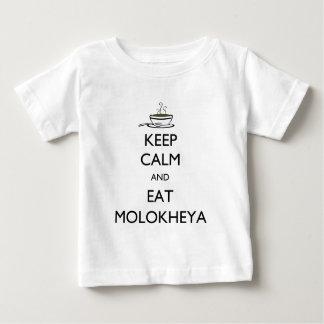 Keep Calm and Eat Molokheya T Shirt