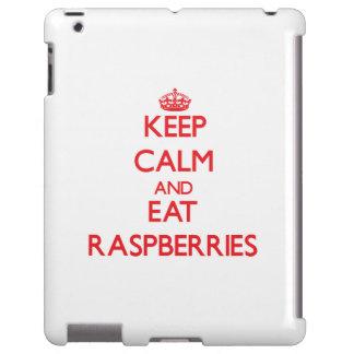 Keep calm and eat Raspberries