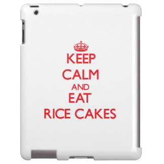 Keep calm and eat Rice Cakes