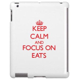 Keep Calm and focus on EATS
