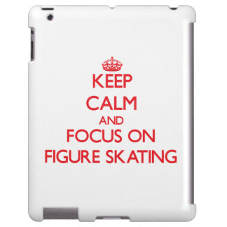 Keep calm and focus on Figure Skating