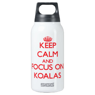 Keep Calm and focus on Koalas SIGG Thermo 0.3L Insulated Bottle