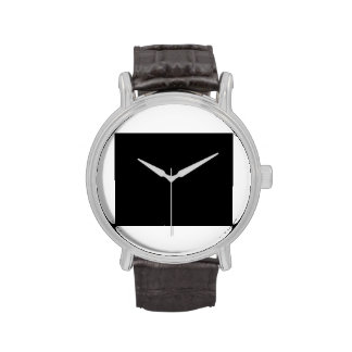 Keep Calm and focus on Slow-Witted Wrist Watch
