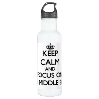 Keep Calm and focus on The Middle East