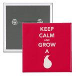 """Keep Calm and Grow a """"Pear"""""""