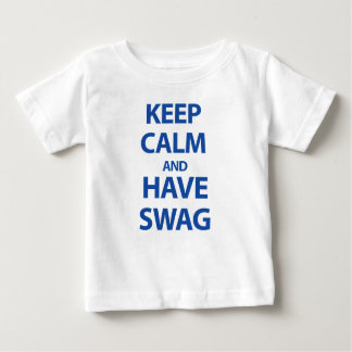 Keep Calm and Have Swag Shirts