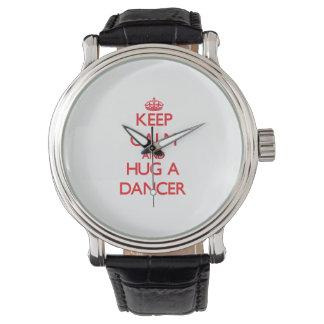Keep Calm and Hug a Dancer Watch