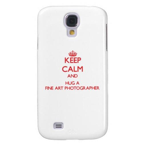 Keep Calm and Hug a Fine Art Photographer HTC Vivid Covers