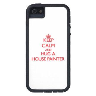 Keep Calm and Hug a House Painter iPhone 5 Case