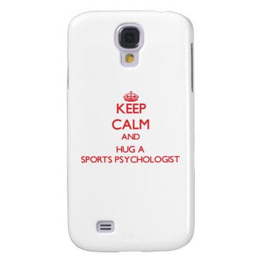 Keep Calm and Hug a Sports Psychologist HTC Vivid Case