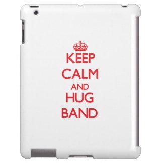 Keep calm and Hug Band