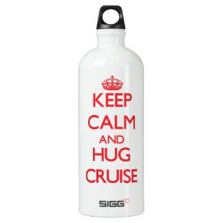 Keep calm and Hug Cruise SIGG Traveler 1.0L Water Bottle