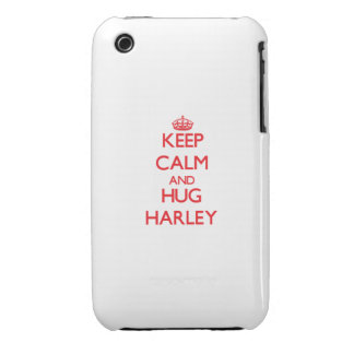 Keep Calm and Hug Harley Case-Mate iPhone 3 Case