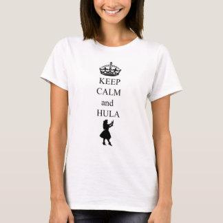 keep calm and hula T-Shirt