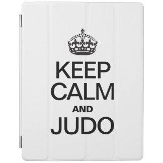 KEEP CALM AND JUDO iPad SMART COVER