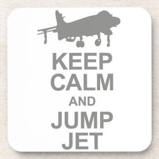 Keep Calm and Jump Jet Coaster