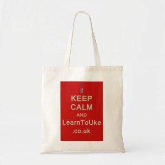 Keep Calm and LearnToUke