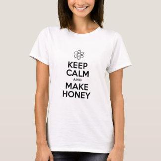 Keep Calm And Make Honey T-Shirt