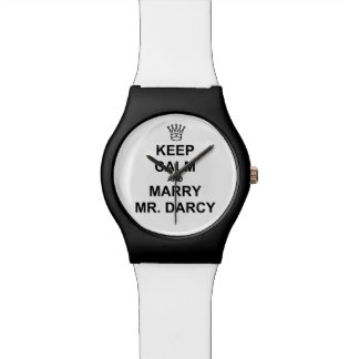 Keep Calm and Marry Mr. Darcy - Watch