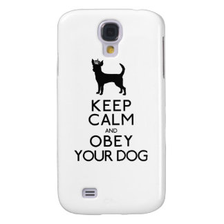 Keep Calm and Obey Your Dog